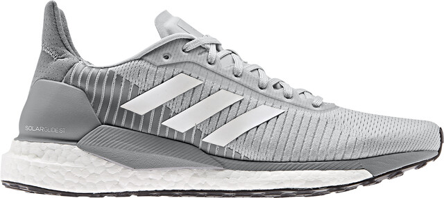 adidas Solar Glide ST 19 Chaussures basses Femme, grey twofootwear whitesolar orange